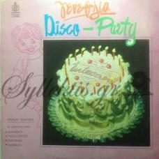 Τσαπάρας Πάνος - Γενέθλια Disco-Party