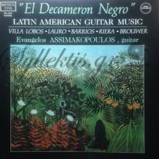 Ασημακόπουλος Ευάγγελος - El Decameron Negro