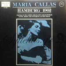 Callas Maria - Hamburg 1962