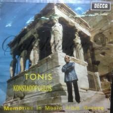 Κωνσταντόπουλος Τώνης - Memories In Music From Greece