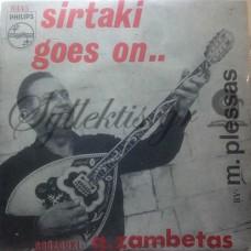Ζαμπέτας Γιώργος - Sirtaki Goes On...