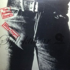 The Rolling Stones ‎– Sticky Fingers