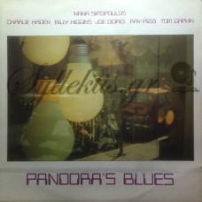Σιμοπούλου Νάνα - Pandora's Blues