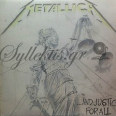 Metallica ‎– And Justice For All