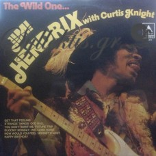 Hendrix Jimi - The Wild One