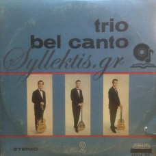 Trio Bel Canto - No 2