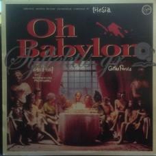Παναγιώτου Θέσια - Oh Babylon