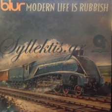Blur ‎– Modern Life Is Rubbish