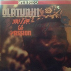Olatunji ‎– Drums Of Passion