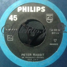 Dee Jay And The Runaways ‎– Peter Rabbit / Are You Ready