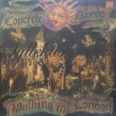 Concrete Blonde ‎– Walking In London