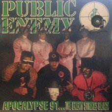 Public Enemy ‎– Apocalypse 91... The Enemy Strikes Black