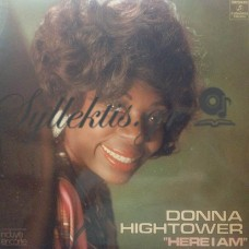 Donna Hightower ‎– Here I Am