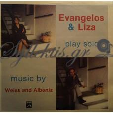 Evangelos & Liza - Play Solo
