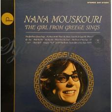 Μούσχουρη Νάνα - The Girl From Greece Sings