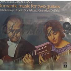 Ευάγγελος / Λίζα - Romantic Music For Two Guitars