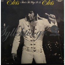 Elvis Presley – That's The Way It Is