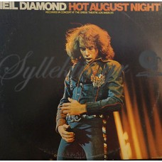 Neil Diamond ‎– Hot August Night