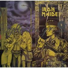Iron Maiden – Women In Uniform