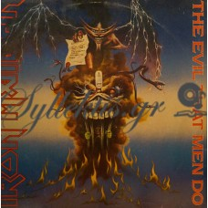 Iron Maiden – The Evil That Men Do