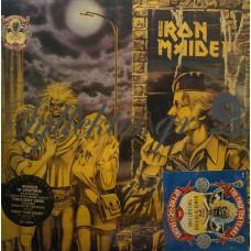 Iron Maiden – Women In Uniform / Twilight Zone