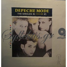 Depeche Mode ‎– The Singles 81 - 85
