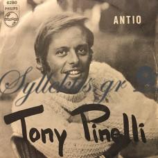Τόνυ Πινέλλι - Αντίο / Ήτανε Το Όνειρο