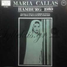 Callas Maria - Hamburg 1959