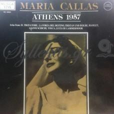 Callas Maria - Athens 1957