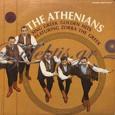The Athenians - The Athenians Sing Greek Golden Hits