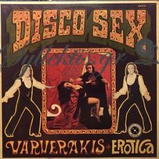 Varverakis & Erotica - Disco Sex